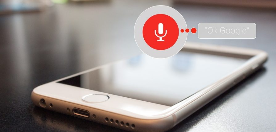 google assistant and voice search