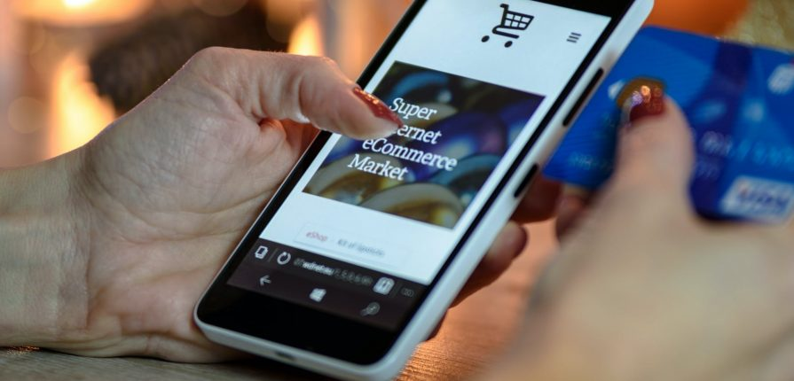"featured image of the blog titled ""How E-Commerce Businesses Can Benefit From the Newest ""Shopping"" Feature on Social Media"""