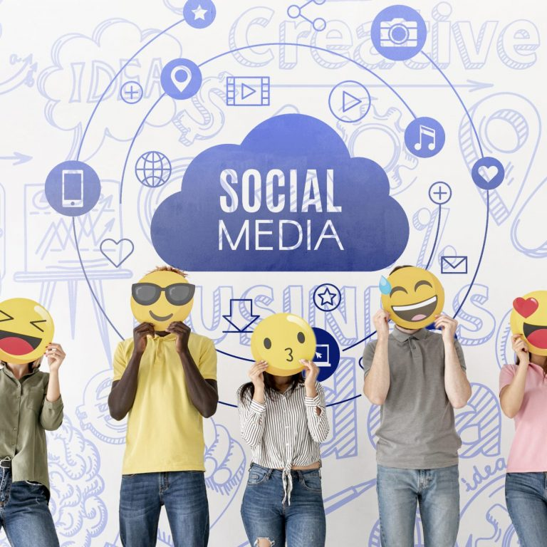 """featured image of the blog titled """"All You Need to Know About Social Media Marketing for Your Business"""""""