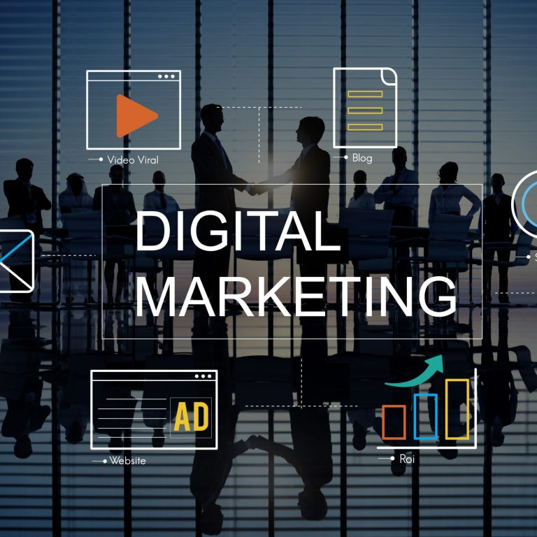 """featured image of the blog titled """"Why Marketers Need a Trusted Digital Marketing Services Provider"""""""
