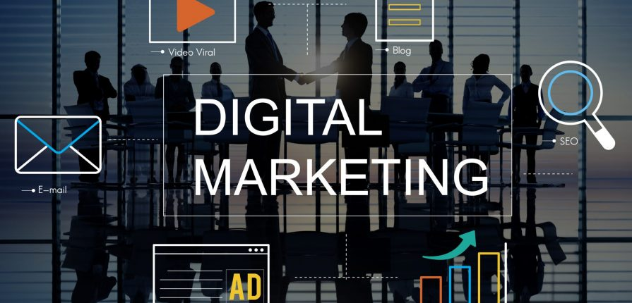 "featured image of the blog titled ""Why Marketers Need a Trusted Digital Marketing Services Provider"""